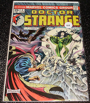 Doctor Strange 6 (6.0) One Time Shipping for $3.59