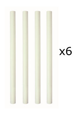 "6 x PME 4pk 12.5"" Pillar Wedding Cake Tier Tiered Rod Support Dowel Decoration"