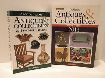 Antique Collectibles Price Guides 2012-13 Trader Warmans