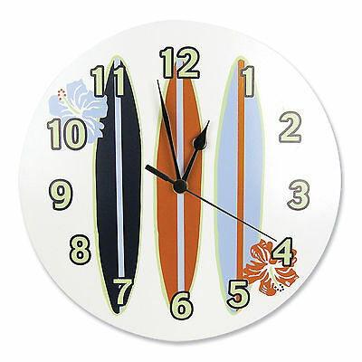 Trend Lab Wall Clock - Surf's'S Up