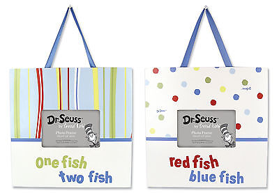 Trend Lab Frame Set - Dr. Seuss One Fish Two Fish