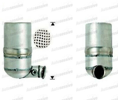 Citroen C4 1.6 Hdi DPF Particulate Soot Filter Exhaust 108 Dv6Ted4 4/2004 -