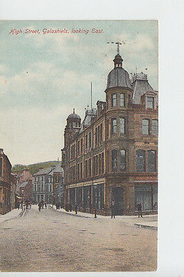 Co-operative Building, High Street, Galashiels, Selkirkshire