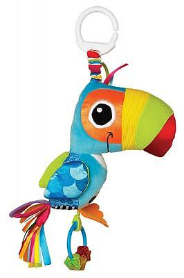 Lamaze LC27564 Different Bright & Colourful Textures Toot Toot Toucan - Multi