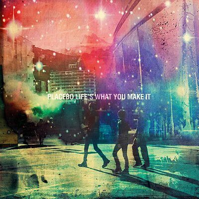"""Placebo 'life's What You Make It' 12"""" Vinyl Ep (2016)"""