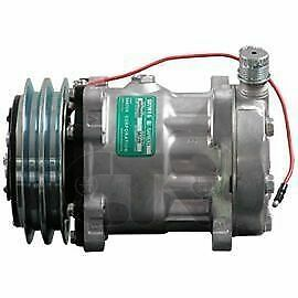 2A 132mm 24v COMPRESSORE CLIMA 5H14 O.RING ORIZZ