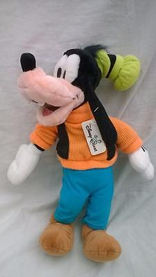 Disney GOOFY Soft Toy Excellent with Tag 35cm gCC