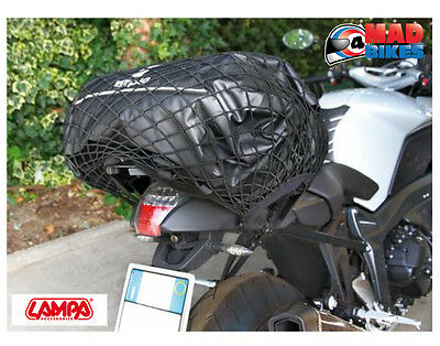 Lampa Motorcycle Scooter Elasticated Large All Purpose Cargo Net 65cm x 65cm
