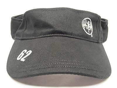Bacardi - 62 - Embroidered - Adjustable Sun Visor!