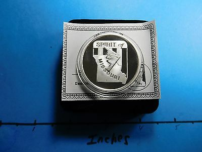 Acc-2 Delivery B-2 Stealth Bomber Spirit Missouri Whiteman 999 Silver Coin 256