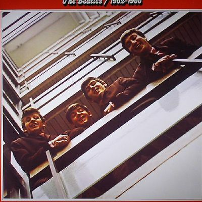 BEATLES, The - 1962 - 1966: The Red Album - Vinyl (gatefold 2xLP)
