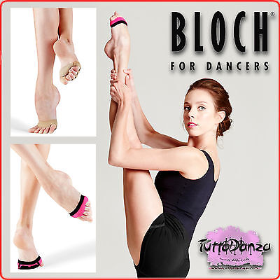 Bloch Neo Form ® Infradito Salvapiede Ballo Danza Moderna Jazz Neoform So642L