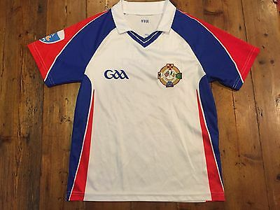 New York GAA Official Gaelic Football Jersey Cul Camps- Size 8