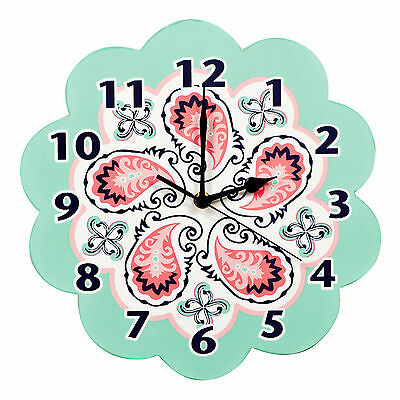Trend Lab Moroccan Paisley Wall Clock