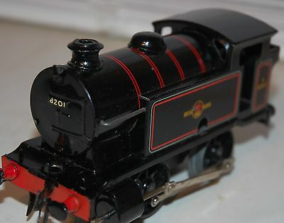 Hornby O Gauge Type 40 Loco In Br Black Livery