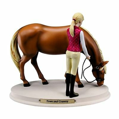 Town and Country figurine by Horse Whispers Painted Ponies 4034001