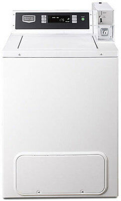 """Maytag 27"""" Commercial Top-Load Washer - MVW18PDAWW"""