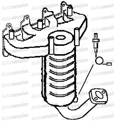 Exhaust Manifolds Headers Exhausts Exhaust Parts Car Parts
