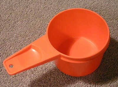 Tupperware dry 2/3 cup replacement ORANGE  measuring cup