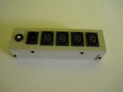 Interpower Accessory Power Strip 85010070 Used Mint Condition