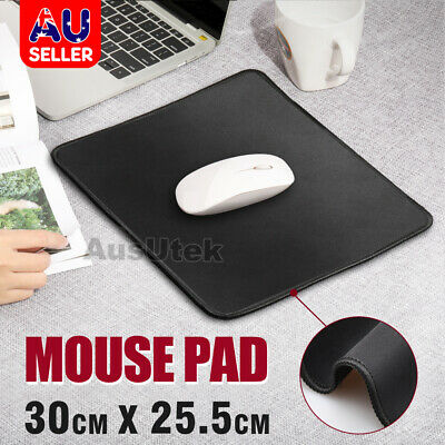 Mouse Pad Mat Desktop Mousepad For USB Wireless Gaming Optical Laser Mouses