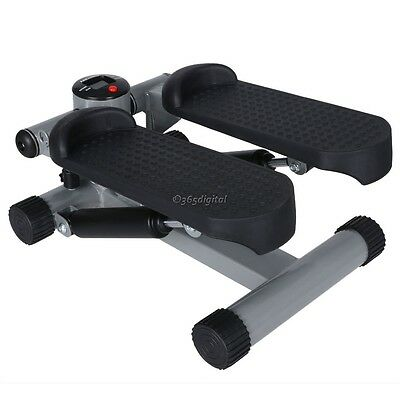 Twister Mini Stepper Legs Arms Thigh Cords Fitness Exercise Gym Aerobic