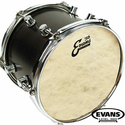 Evans Calftone 16 Inch  Drum Head Floor Tom Skin Level 360 TT16C7