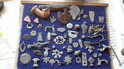Big Lot Of Detecting Found Artifacts From Various Countries 16