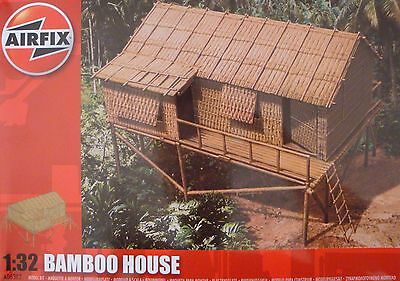 AIRFIX® A06382 Bamboo House in 1:32