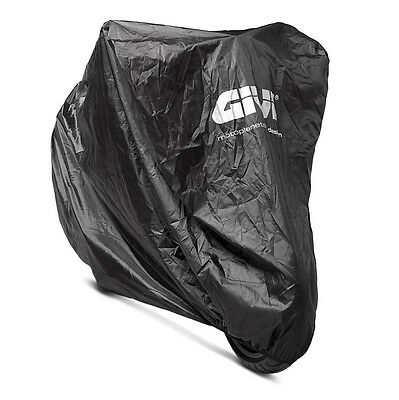 Motorbike Cover Kymco Quannon 125 Givi S202L Size L Motorcycle