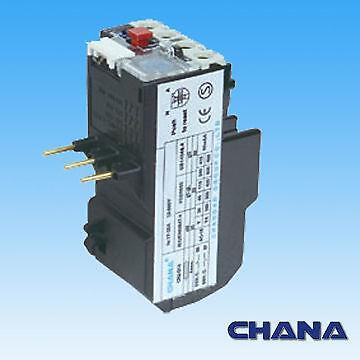 CHANA Thermal Overload Relay - Ranges 0.1-93Amp