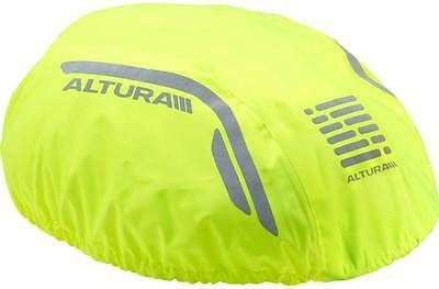 Altura Night Vision Helmet Cover Yellow Polyester High Visibility Waterproof