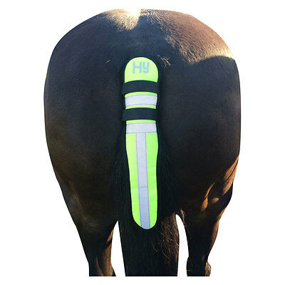 HyVIZ Reflective Tail Guard Yellow Free Postage UK