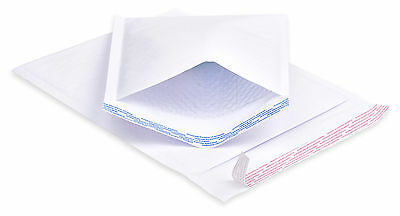 "250 for CD 7.25x8  WHITE KRAFT BUBBLE MAILERS PADDED ENVELOP EX 7.25""x8"""