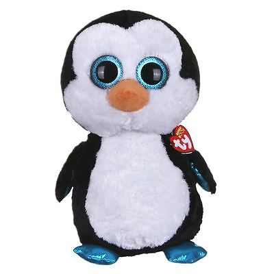 Ty Beanie Boo Buddy - Waddles the Penguin