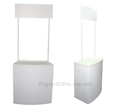 Promoter Table Promotional Promo Sampling Display Exhibition Counter Stand + Bag