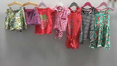 Girls Bundle Of Clothes. Age 5-6. F&F, M&S, Mothercare.  A2417