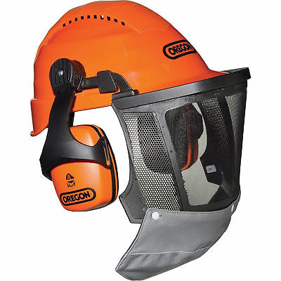 Oregon Pro Forestry Safety Chainsaw Helmet - Universal Fit, Model# 564101