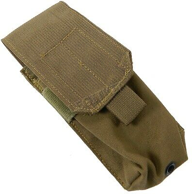 NEW London Bridge LBT-9010A Single (1x2) 5.56 30-Round Mag Pouch - Coyote Brown