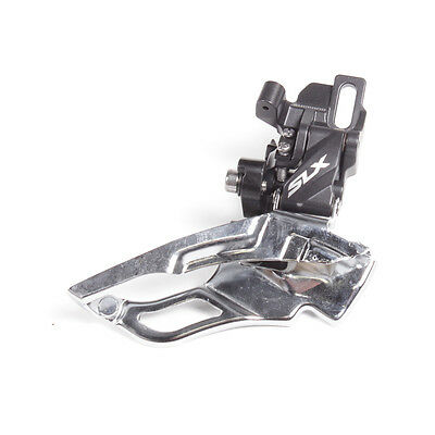 Shimano SLX FD-M671 3x10 Speed Direct Mount Dual Pull Front Derailleur