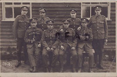 WW1 soldier group Cheshire Regiment & 1x Kings own Shropshire Light Infantry
