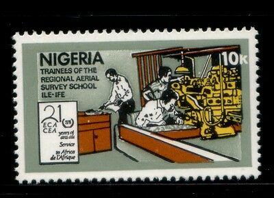 NIGERIA Economic Commission for Africa MNH stamp