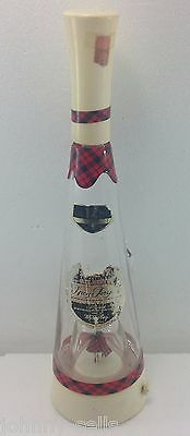 Gilbey's Spey Royal Scotch Musical Whiskey Empty Bottle Dancing Scot Loch Lomond