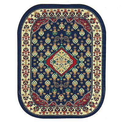 Dolls House Large Oval French Provincial Rug  (fpnlo01)