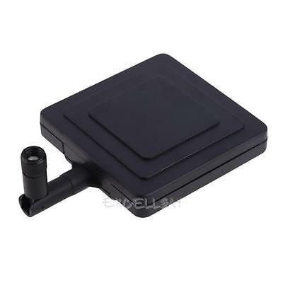 11dB FPV High Gain Patch 5.8 GHz Video/Audio Receiver Antenna for Long Range