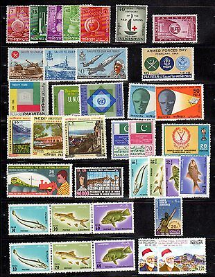 Pakistan 1949-79 Collection Of 83 Mint Complete Sets All Never Hinged