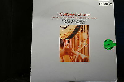 Liebestraume: The Most Beautiful Melodies For Harp / Shinozaki