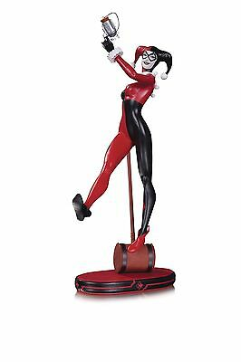 Harley Quinn Classic Cover Girls 2Nd Edition Statue / Dc Comics / Justice League