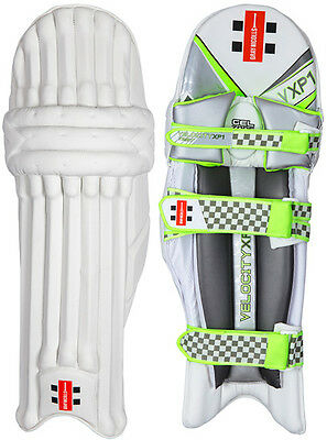 2017 Gray Nicolls Velocity XP1 Test Batting Pads Sizes Mens RH & LH