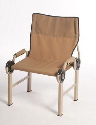Disc-O-Bed Disc Chair Outdoor Camping Stuhl US Army Military Freizeit sand